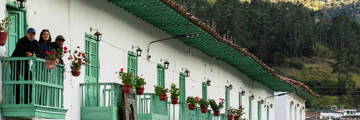 Balcones de El Cocuy