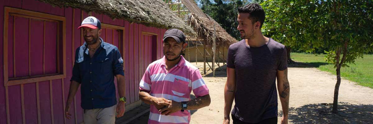 Recorriendo La Ceiba