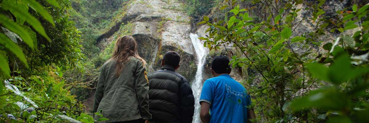 Cascadas de San Juanito